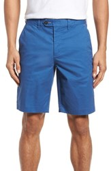 Ted Baker London Proshor Slim Fit Chino Shorts Bright Blue