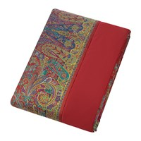 Etro Ronda Quilted Bedspread 270X270cm Red