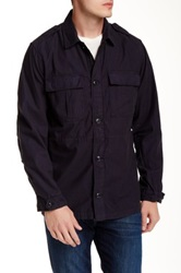 Relwen Deck Jacket Blue