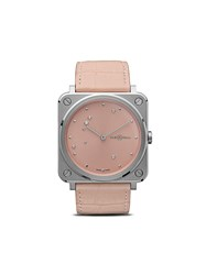 Bell And Ross Br S Pink Diamond Eagle 39Mm