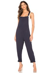 Bcbgeneration Overall Jumpsuit Navy
