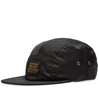 Fuct Ssdd Nylon Camp Cap Black