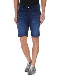 Prps Goods And Co. Bermudas Dark Blue