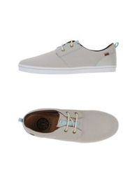 Element Emerald Collection Low Tops And Trainers Light Grey