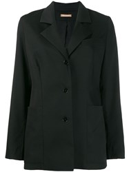 Nehera Soft Blazer Jacket Black