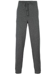Calvin Klein Collection Classic Track Pants Grey
