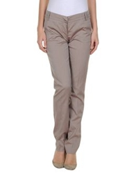 Ab Soul Casual Pants Dove Grey