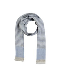 Roda Oblong Scarves Blue