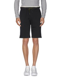 Low Brand Bermudas Black