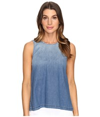 Ag Adriano Goldschmied Brie Shell Twighlight Haze Women's Clothing Blue