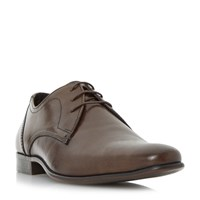 Howick Payson Plain Toe Gibson Shoe Brown