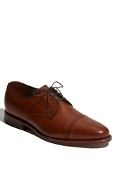 Allen Edmonds 'Clifton' Oxford Men Walnut