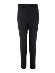 Simon Carter Explorer Regular Fit Suit Trousers Navy