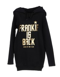 Frankie Morello Sweatshirts Black