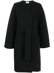 The Row Boxy Fit Textured Coat 60