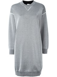 M Missoni Sweater Dress Metallic