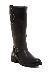 Penny Loves Kenny Edge Boot Black