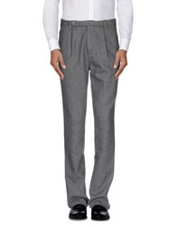 Daniele Fiesoli Trousers Casual Trousers Men Grey