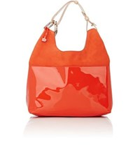 Delvaux Women's Givry With Me Shoulder Bag Red