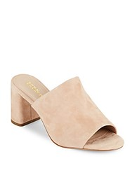 Bcbgeneration Beverly Suede Mules Black