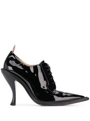 Thom Browne Curved Heel Long Point Bluchers 60