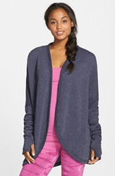 Hard Tail Cocoon Cardigan Ink