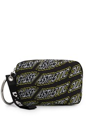 Diesel Aesthetic Clutch Bag Black