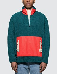 Acne Studios Faraz Patch Cotton Sweatshirt