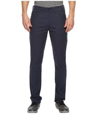 Travis Mathew The Trifecta Pants Blue Nights Men's Casual Pants