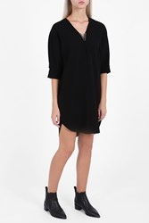 Alexander Wang Women S Batwing Dress Boutique1 Black