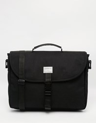 Sandqvist Patrik Messenger Bag Black