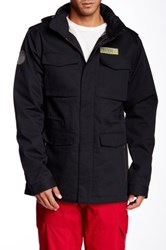 Dc Tick Snow Jacket Black