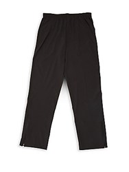 Callaway Big And Tall Off Course Solid Track Pants Caviar