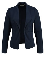 Tom Tailor Denim Blazer Real Navy Blue Dark Blue