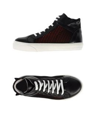 Innue' High Tops And Trainers Black