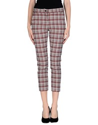 Pinko Trousers Casual Trousers Women Red