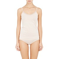 Hanro Lace Trimmed Marion Camisole Pink
