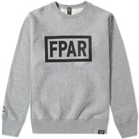 Fpar Bold Crew Sweat Grey