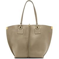 Chloe Grey Medium Vick Tote