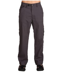 Prana Stretch Zion Pant Charcoal Men's Casual Pants Gray