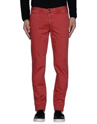 L.B.M. 1911 Trousers Casual Trousers Men Red