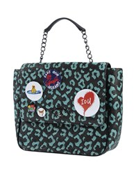 Vivienne Westwood Anglomania Backpacks And Fanny Packs Turquoise