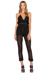 Alice Mccall Justify My Love Jumpsuit Black