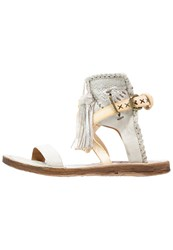 A.S.98 Ramos Sandals Artic White