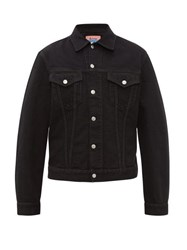 Acne Studios 1998 Overdyed Denim Jacket Black