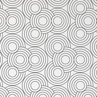 2Modern Crop Circles Wallpaper Sample Swatch