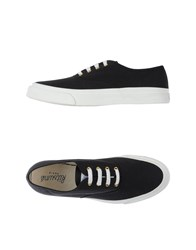 Maison Kitsune Footwear Low Tops And Trainers Men Black