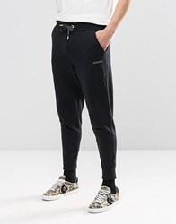 Converse Joggers With Reflective Logo In Black 10002802 A02 Black