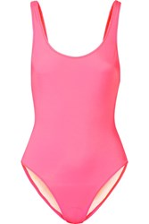 Solid And Striped The Anne Marie Swimsuit Pink