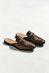 Urban Outfitters Uo Lawrence Mule Gold